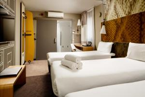 Letto o letti in una camera di ibis London City - Shoreditch
