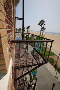 מרפסת או טרסה ב-Venice Suites