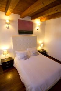 Un ou plusieurs lits dans un hébergement de l'établissement La Via della Giudecca