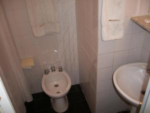 Ванная комната в King's Hotel