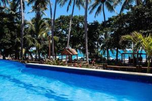 The swimming pool at or close to Belissímo Vista Mar na Praia do Forte