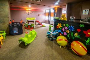 The kid's club at Hotel Accademia