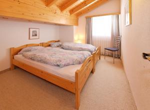 Ein Bett oder Betten in einem Zimmer der Unterkunft Beny Duplex