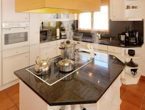 Küche/Küchenzeile in der Unterkunft Beny Duplex