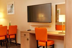 TV/Unterhaltungsangebot in der Unterkunft H4 Hotel Arcadia Locarno