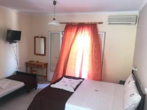 Krevet ili kreveti u jedinici u okviru objekta Villa Miranda