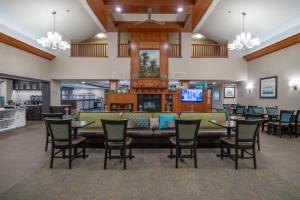 A restaurant or other place to eat at Homewood Suites by Hilton Philadelphia-Valley Forge
