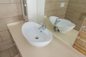 A bathroom at Villa Borghesi
