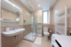 Koupelna v ubytování All Seasons