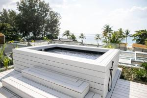 The swimming pool at or close to Iniala Beach House