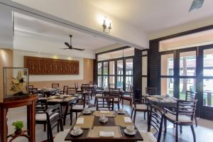A restaurant or other place to eat at Royal Angkor Resort & Spa