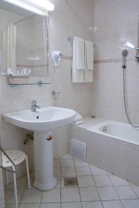 Ванная комната в ТрансОтель
