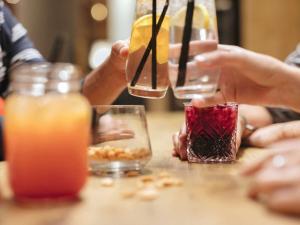 Drinks at ibis Aachen Marschiertor - Aix-la-Chapelle
