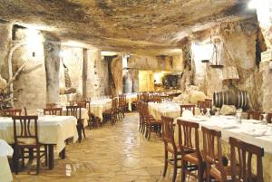 A restaurant or other place to eat at 'A Cunziria