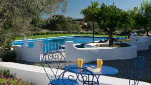 The swimming pool at or near Casa Flor de Sal