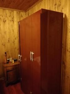 A bathroom at CABAÑAS VILLA PRAT