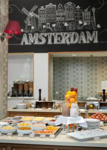 Ресторан / где поесть в Tulip Inn Rosa Khutor Hotel