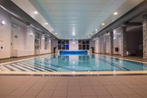 The swimming pool at or near Mount Errigal Hotel, Conference & Leisure Centre