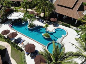 A view of the pool at BLU PINE Villa & Pool Access or nearby