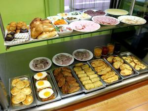 Завтрак для гостей Резидент Отель