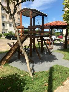 Children's play area at Residencial Parque Maceió