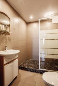 Ванная комната в Chalet in Alpine Valley