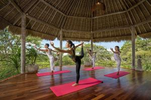 The fitness center and/or fitness facilities at The Mesare Resort