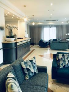 Hall o reception di Plaza Regency Hotels