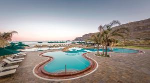 Πισίνα στο ή κοντά στο Mitsis Lindos Memories Resort & Spa