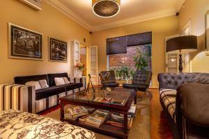Un lugar para sentarse en Duque Hotel Boutique & Spa