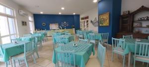 Um restaurante ou outro lugar para comer em Hotel Porto de Paz - Shantiniketan