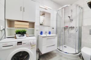 Łazienka w obiekcie Dream Loft Podwale Staromiejskie