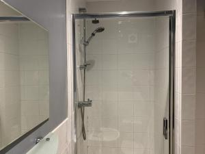 A bathroom at Southernwood - Studio 2
