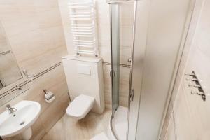 Łazienka w obiekcie DW Airen