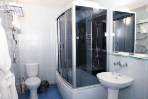 Ванная комната в Гостиница Воздушная Гавань