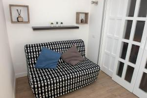 A seating area at The Rica House