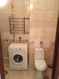 Ванная комната в Апартаменты у озёра