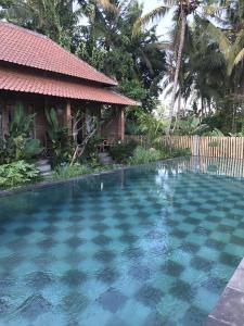 Piscina en o cerca de Kailash Bali