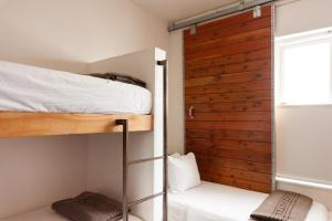 A bunk bed or bunk beds in a room at Ace Hotel Portland
