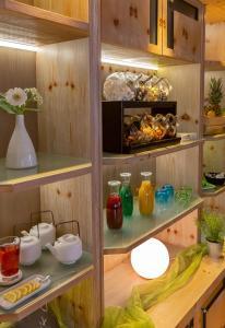 Ванная комната в Essential by Dorint Remscheid