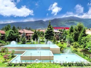 The swimming pool at or near Tsarsko Selo Spa Hotel