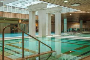 The swimming pool at or near The Aquincum Hotel Budapest
