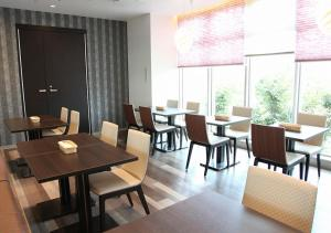 A restaurant or other place to eat at Urban Hotel Minami Kusatsu