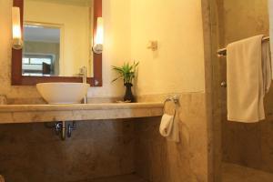 حمام في منتجع بونكاك باس