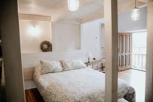 Letto o letti in una camera di Bed & Breakfast Al Devesio