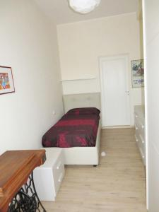 A bed or beds in a room at Oriuolo Terrace