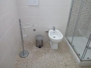 A bathroom at Oriuolo Terrace
