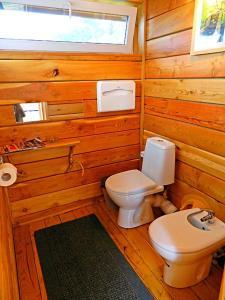 Ванная комната в Отель Привал путника