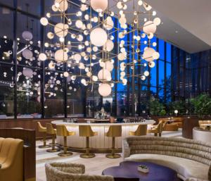 A restaurant or other place to eat at C. Baldwin, Curio Collection by Hilton