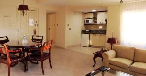 Apart Hotel TOBOROCHIにあるシーティングエリア